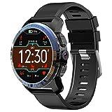 Chshe Smart Watch - Kospet Optimus Pro 3 Gb + 32 Gb Smartwatch 8,0 Mp-Kamera, Namo-Sim-Einsteckkarte, Ipx67 Wasserdicht, Standard-Bewegungsfunktion, Duales System (A)