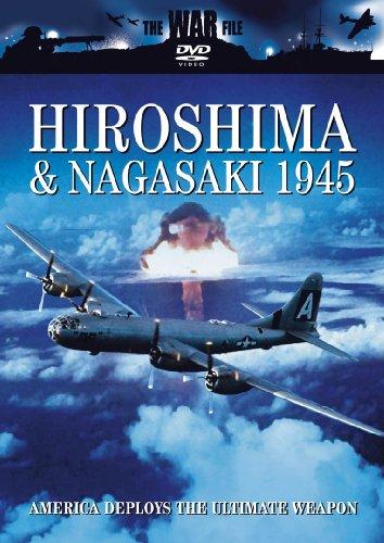 Hiroshima & Nagasaki 1945 World War 2 DVD Documentary-KOSTENLOSE LIEFERUNG