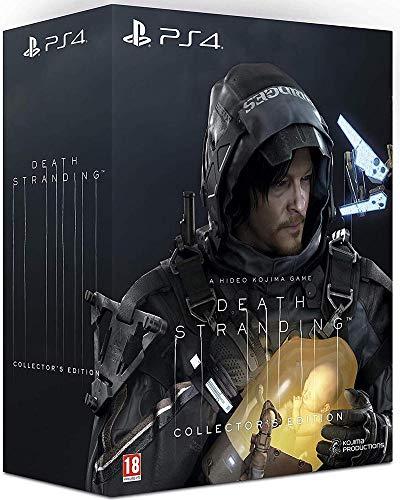 Death Stranding - Collector's Edition [Importación francesa]