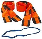 Forearm Forklift l74995cnfrb, mit Riemen, mit, mit Gummi-Band, orange