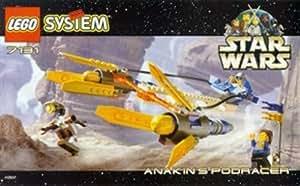 LEGO 7131 Star Wars Anakins Podracer Episode1: Amazon.de