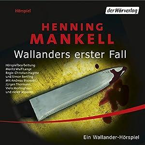 Wallanders erster Fall: Kurt Wallander 9