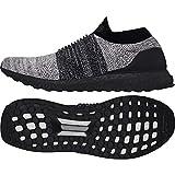 buy online 37710 7f430 Adidas Ultraboost Laceless, Zapatillas de Deporte para Hombre, Negro  Negbas Ftwbla 000,