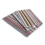 Tandi Schlafzimmer Farbe Gestreiften bodenmatte Wohnzimmer tür Matte Teppich küche saugfähigen Matte Bad eingangstür Matte