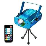 NIUBIER Disco Lichteffekte Partylicht Discolicht Lichteffekte Discokugel Beleuchtung mit...