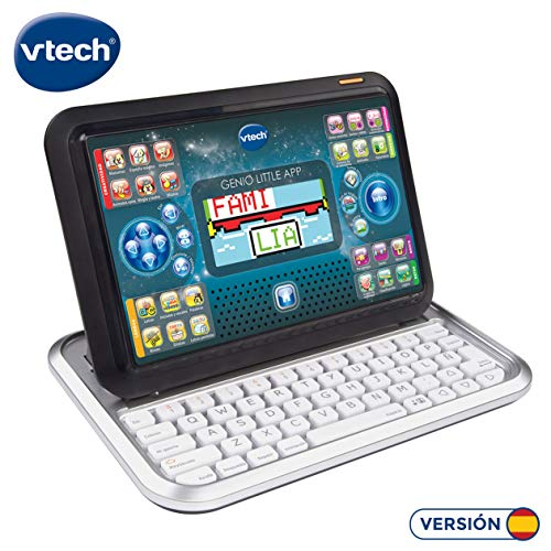 VTech-80-155522 Ordenador Educativo Genio Little App