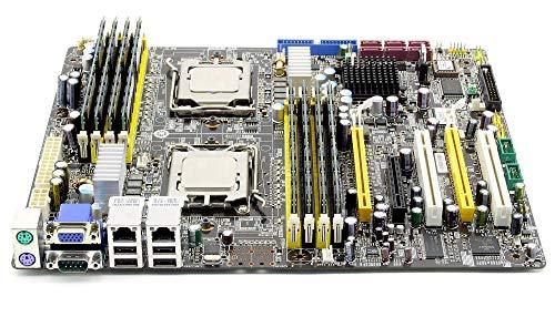 MSI MS-9661 Socket/Sockel F 1207 2U ATX Server-Board 2X Quad 2.1GHz CPU 16GB RAM -