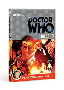 Doctor Who - Inferno [DVD] [1970]