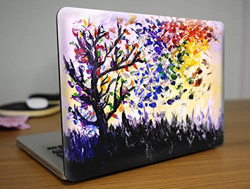 OxoxO Hard Shell Plastic Protective Solid Case Cover for Macbook Pro 15