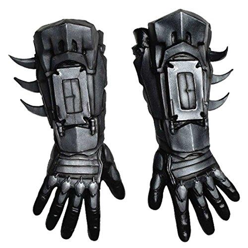 Batman Handschuhe Deluxe - für Erwachsene
