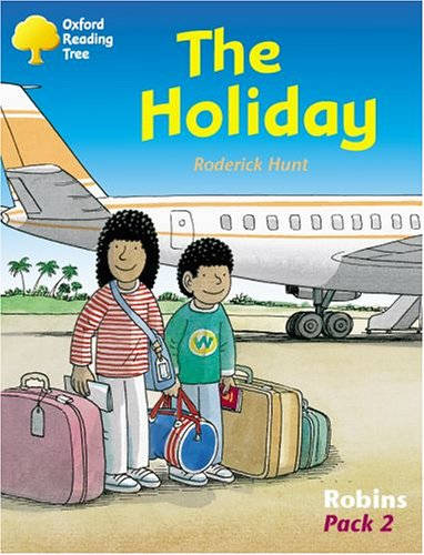 Oxford Reading Tree: Levels 6-10: Robins: The Holiday (Pack 2)