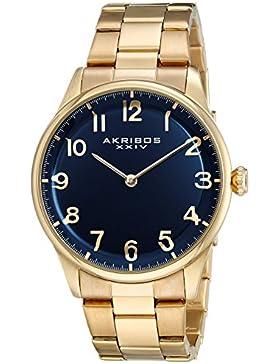 Akribos XXIV AK787YGBU Armbanduhr - AK787YGBU