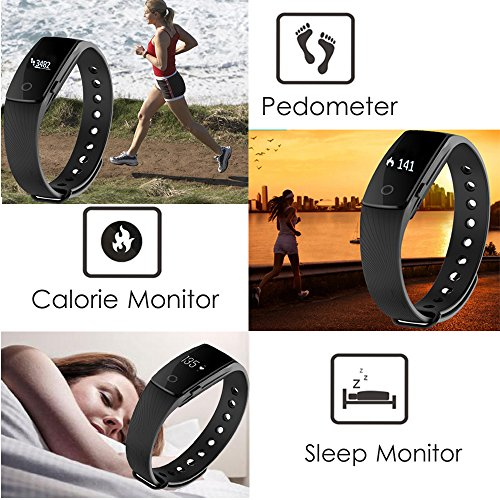 YAMAY® HR Fitness Tracker - 3