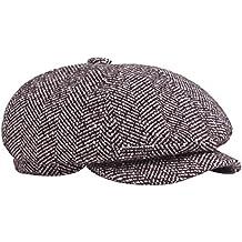 Emorias 1 Pcs Boina Ocio Espesar Mantener Caliente Sombreros Mujer Hombre  Otoño e Invierno Gorro Viajes 6e245f409d0
