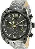 Diesel DZ4324 Mens Advanced Overflow Black Camo Watch