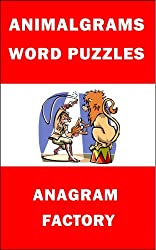 Animalgrams Word Puzzles (English Edition)