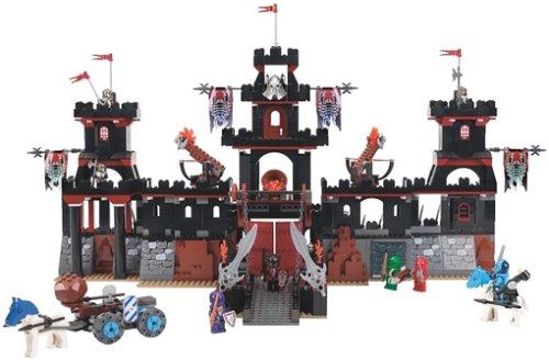LEGO Knights Kingdom 8877 - Vladeks schwarze Burg (Lego Burgen)