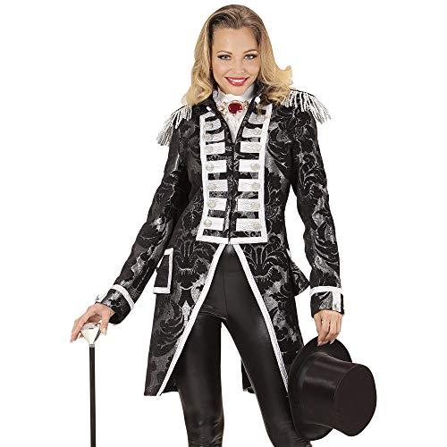 Widmann - Damen Frack Jaquard - Party Stadt Gothic Kostüm