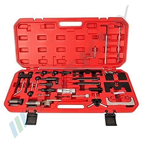 Engine Timing Tools Locking Toothed Belt Set For Audi 80 A2 A3 S3 A4 A6 Cabriolet (95-00) TT