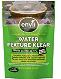 Envii Water Feature Klear – Water Feature Algae Treatment, Cleaner & Remover Works as Low as 4°C – 12 Tablets