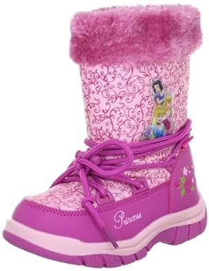 Disney Princess Snow boots DP326357, Mädchen Sportschuhe - Skateboarding, Rosa (FUX/L.PINK B25), EU 25