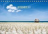 Ostseeküste 2017 (Tischkalender 2017 DIN A5 quer): Die Ostsee, einfach mal die Seele baumeln lassen. (Monatskalender, 14 Seiten ) (CALVENDO Natur)