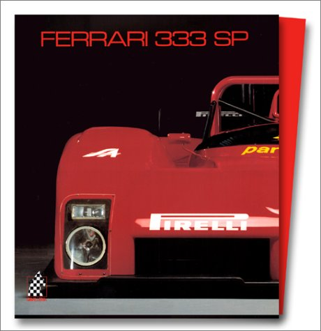 FERRARI 333 SP COFFRET par Pietro Carrieri