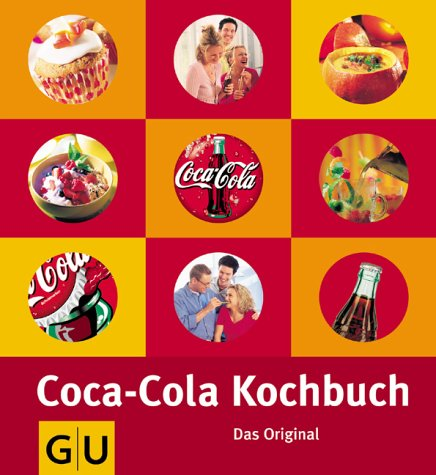 Preisvergleich Produktbild Das Original Coca-Cola Kochbuch