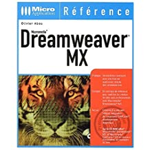 Dreamweaver MX (avec CD-Rom)