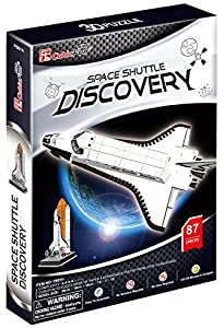 Mehano 58099-Puzzle Space Shuttle