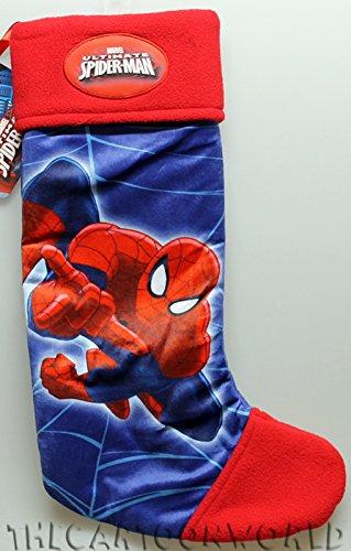 Marvel spider man uomo ragno befana calza in peluche novità natale 2014-2015