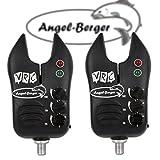 2x Angel Berger Elektronische VRC Bissanzeiger