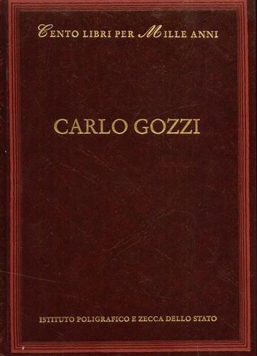 Carlo Gozzi usato  Spedito ovunque in Italia