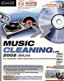 MAGIX music cleaning lab 2005 deLuxe -