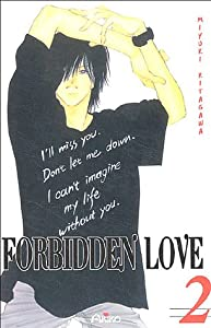 Forbidden Love Edition simple Tome 2