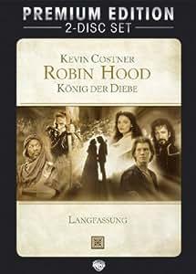 Robin Hood - König der Diebe - Premium Edition (Langfassung, 2 DVDs)
