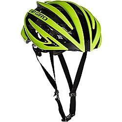 Giro Aeon - Cascos bicicleta carretera - amarillo Contorno de la cabeza 51-55 cm 2016