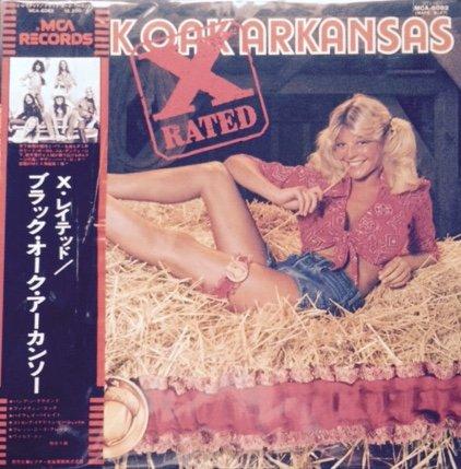 X-rated / Vinyl record [Vinyl-LP] - Arkansas Vinyl
