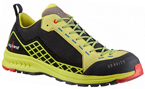 KAYLAND Scarpe Gravity Black-Lime