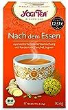 Yogi Tea - Bio Nach dem Essen Tee, 1er Pack (17 x 1,8 g Teebeutel) - BIO