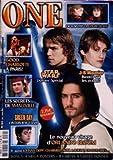 ONE [No 34] du 01/06/2005 - HARRY POTTER - LA COUPE DE FEU - J.B. MAUNIER - STARS WARS - GOOD CHARLOTTE A PARIS - LES SECRETS DE SMALLVILLE - GREEN DAY - ORLANDO BLOOM - JOHNNY DEPP - CHARMED - AVRIL LAVIGNE - UN-DOS-TRES