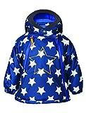 Racoon Jungen Jacke Sinus Baby Star Winterjacke (9.000 Wassersäule), Blau (Ensing Blue ENS), 98