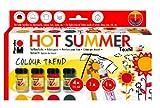 Marabu 171600095 - Colour Trend Textilfarben Hot Summer