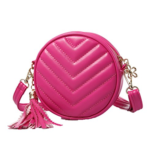 2017 Frauen Runde Quaste Designer Geldbörsen Und Handtaschen Damen Taschen Pink
