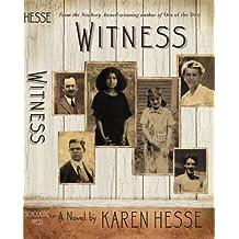 Witness by Karen Hesse (2001-09-01)