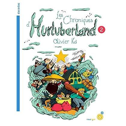 Les chroniques d'Hurluberland 2 (Dacodac)