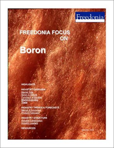 Freedonia Focus on Boron
