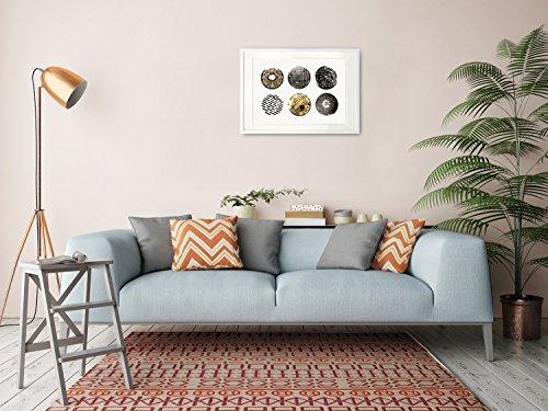 Stampe Cucina Moderna : Officepro arte moderna decorazione da parete serigrafia stampe e