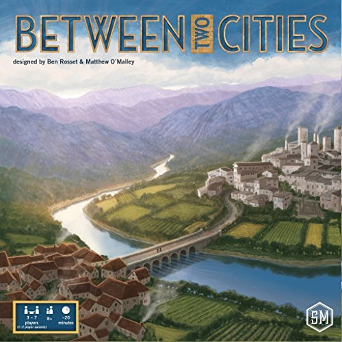 Preisvergleich Produktbild ADC Blackfire Entertainment B2C-001 - Between Two Cities - Deutsch