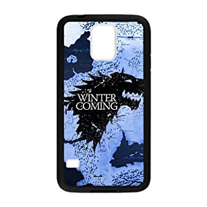 Coque Samsung Galaxy S5,Game of Thrones Samsung Galaxy S5 Silicone Coque Housse Case Protection,Cover Case housse etui pour Samsung Galaxy S5,Case Cover for Galaxy S5